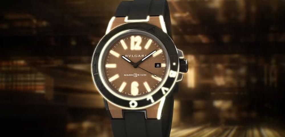 d1f422b3135 Bvlgari e MasterCard selam parceria para inserir recursos de pagamento em  smartwatch de luxo