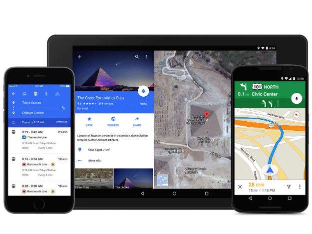 google maps dados sobre ônibus em tempo real