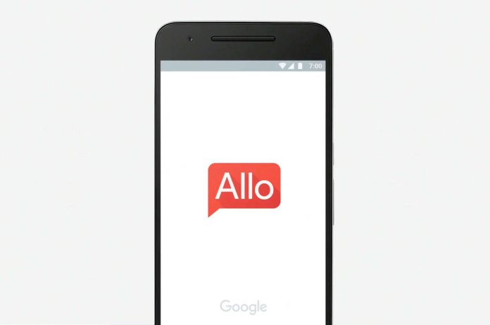 google allo no google play